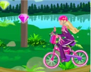 Barbie Bike Stylin Ride online