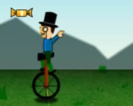 Unicycle Madness biciklis j�t�kok